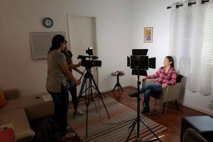 Filmagem Documentário sobre Psicodrama